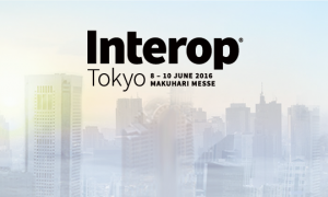 Interop Tokyo 2016、本日が最終日です!!