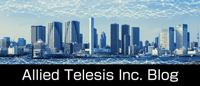 Allied Telesis Inc. Blog