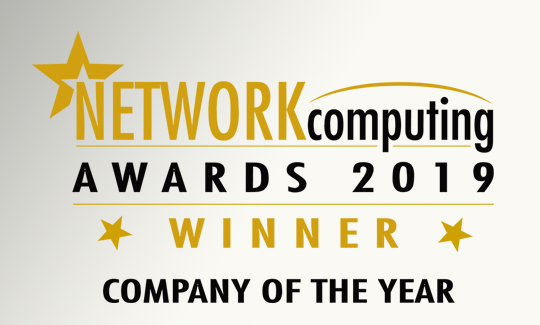 Network Computing Awards 2019の3部門で最優秀賞を受賞