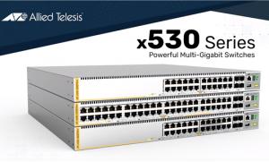 ソリューション映像のご紹介: AT-x530シリーズ紹介 & アライドテレシスの無線LAN 5つのストロングポイント