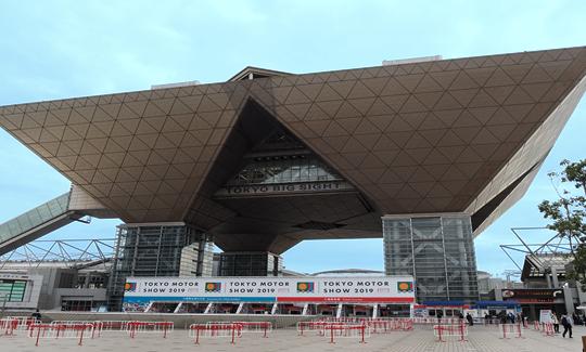 東京モーターショー2019:無線LANソリューション導入事例